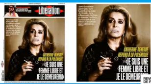 """Catherine Deneuve présidera lundi à Angers le jury du festival """"Premiers plans""""."""