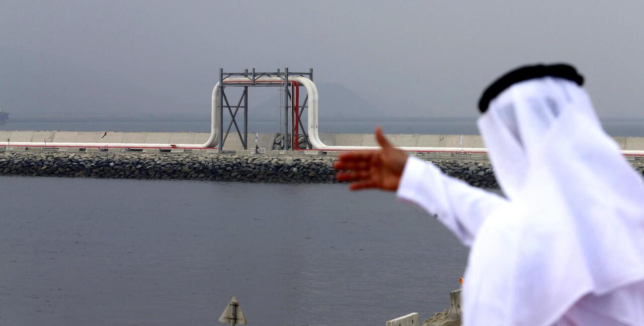 Emirats - petrole