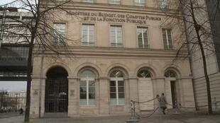 BERCY MINISTERE ECO