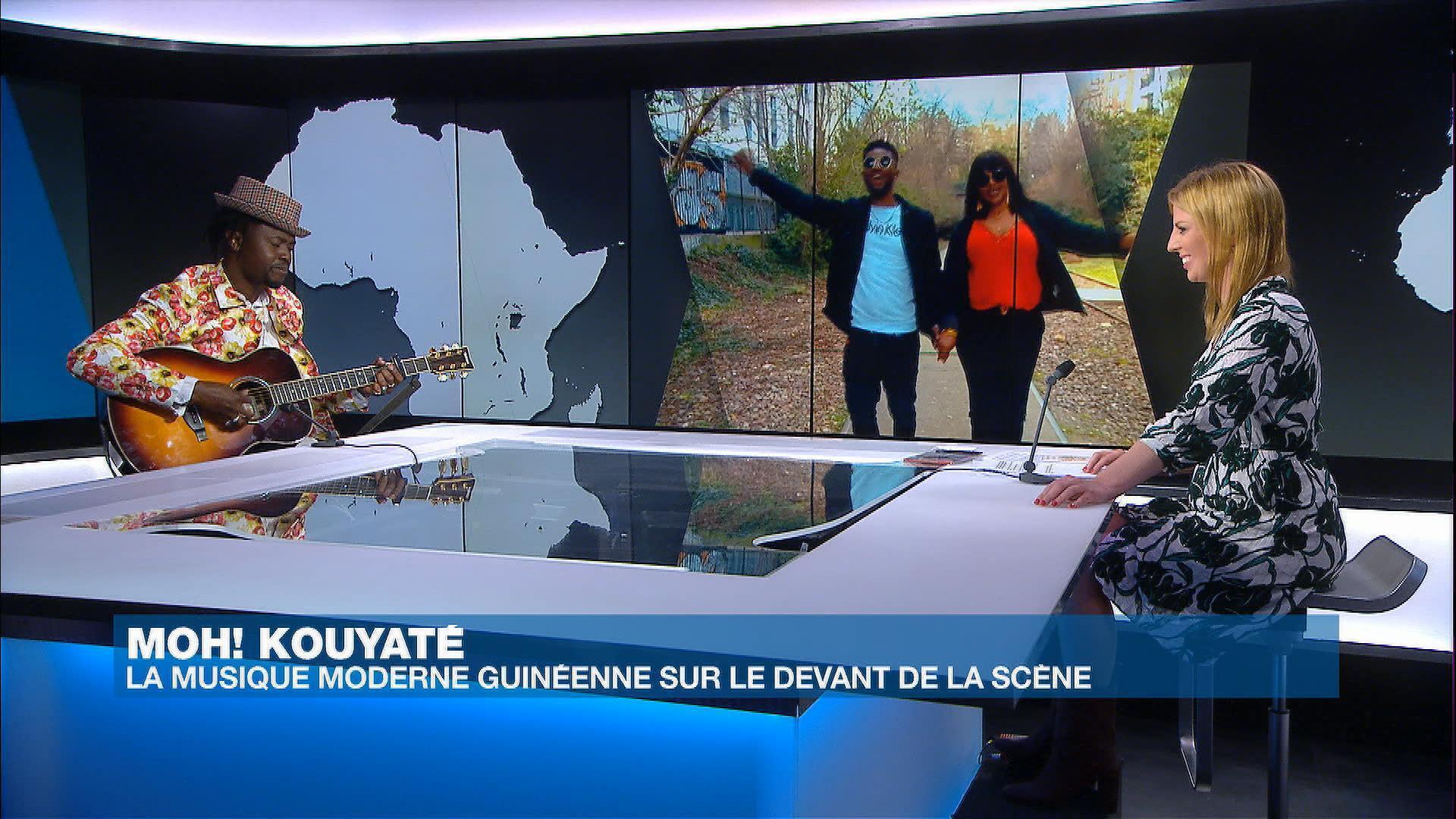 AFRIQUE HEBDO - Moh! Kouyaté