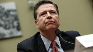 Le directeur du FBI, James Comey, le 28 septembre, lors d'une audition devant la Chambre des représentants à Washington.