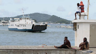 Bateau Mayotte