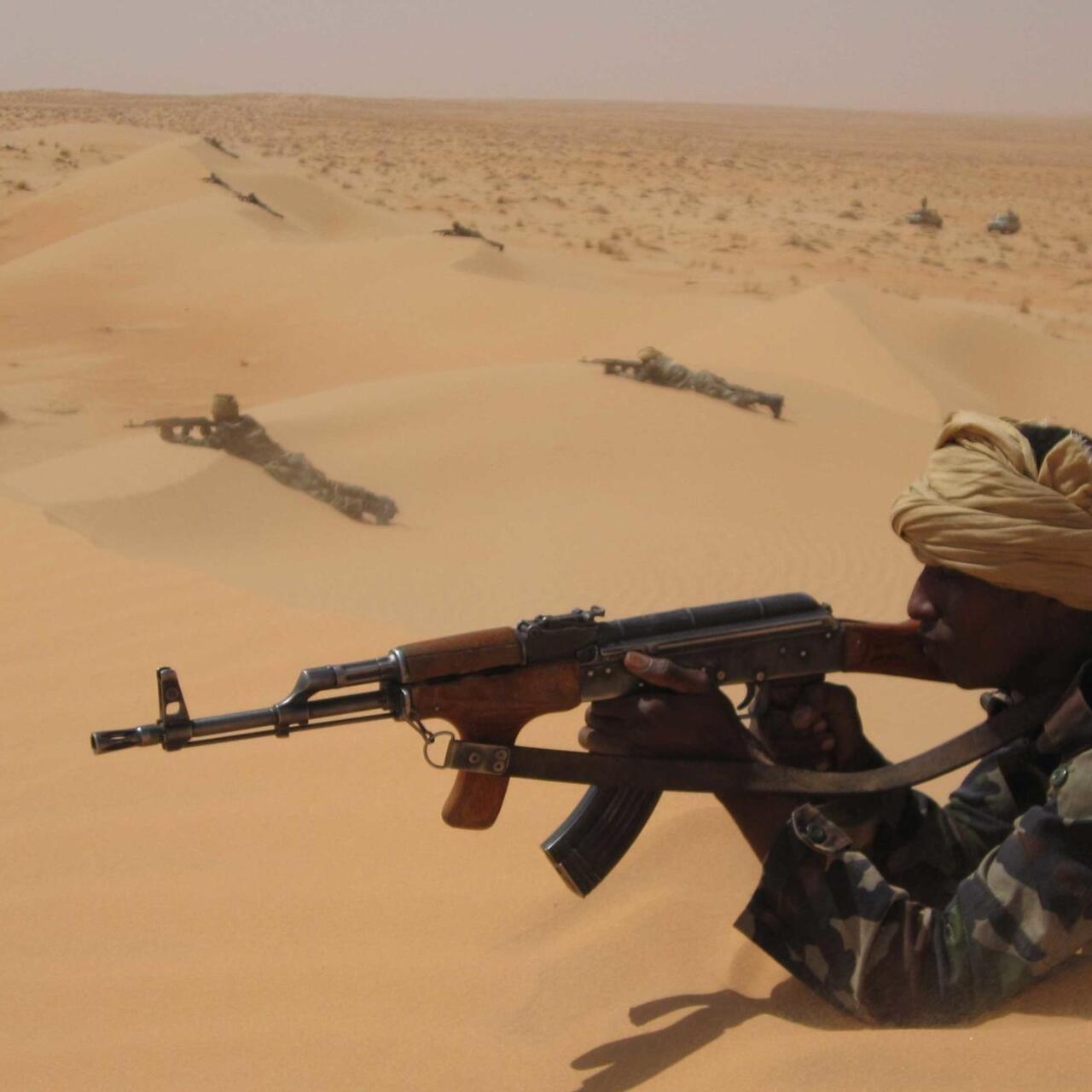 Mauritanie Face A L Ennemi Invisible Reporters
