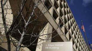 Le siège du FBI à Washington, le 2 février 2018.