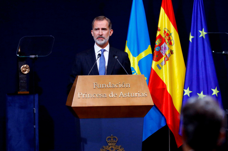 HEALTH-CORONAVIRUS-SPAIN-ROYALS