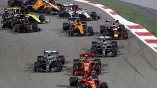 ستعود السيارات للتنافس على حلبة صخير في البحرين بعد تعديل روزنامة الفورمولا واحد لعام 2020