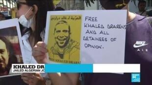 2020-09-15 12:07 Jailed Algerian journalist Khaled Drareni awaits appeal verdict