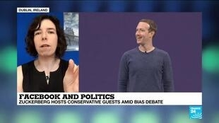 2019-10-15 16:40 Facebook and US political parties: does the platform have a bias one way or the other?