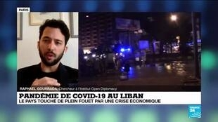 Covid-19 in Lebanon: the management of the crisis denounced by the demonstrators