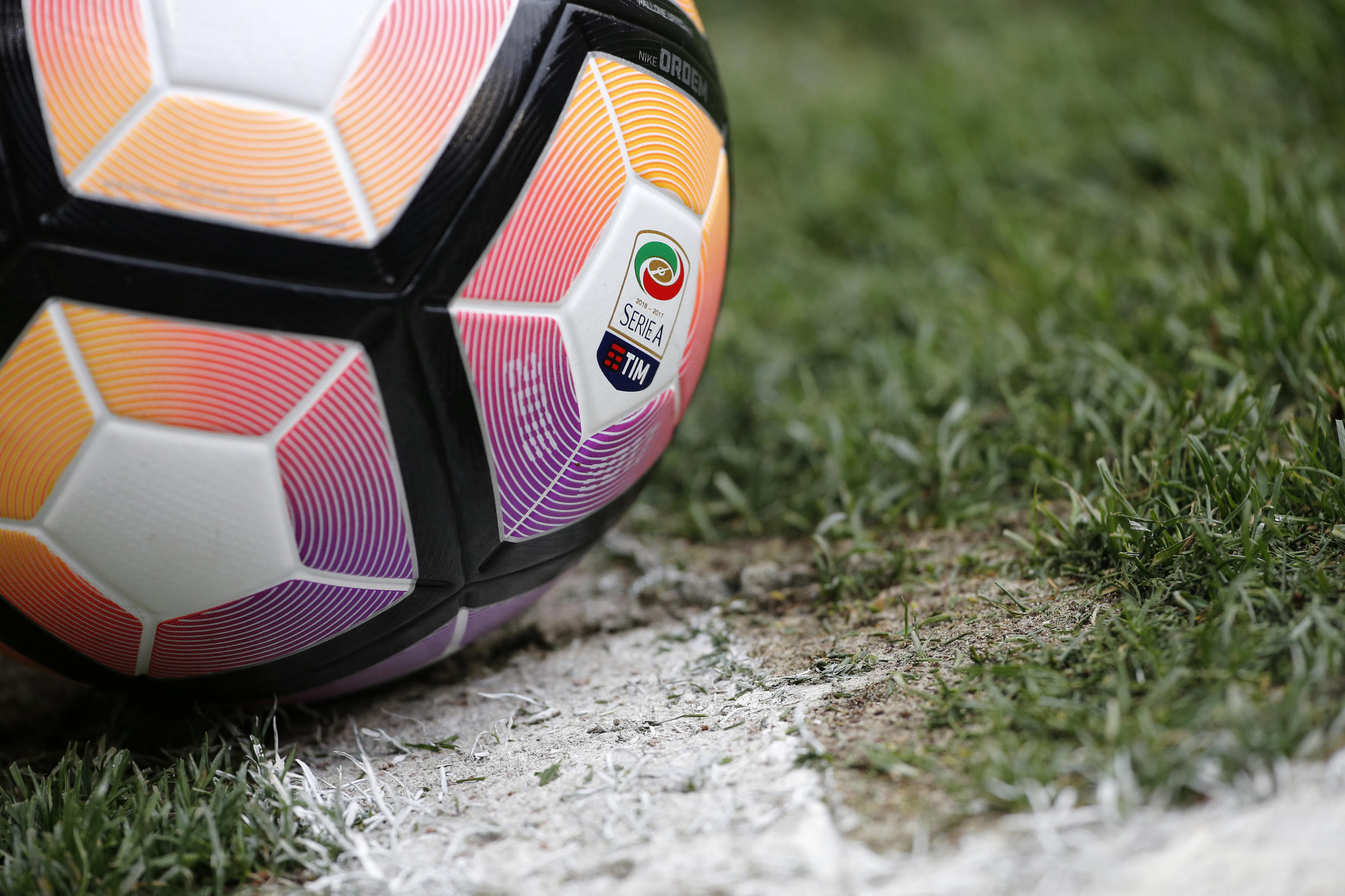 Football has been suspended in Italy since March 9, 2020.