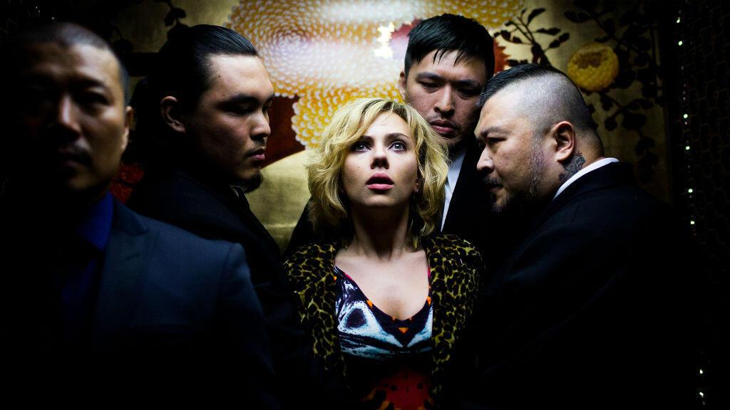 """Scarlett Johansson tient le rôle titre dans """"Lucy"""" de Luc Besson"""