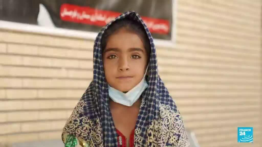 2021-09-22 08:24 Afghan refugees in Iran fear being sent back