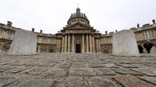 """L'Académie française a estimé jeudi 26 octobre que l'écriture inclusive était un """"péril mortel"""" pour la langue française."""