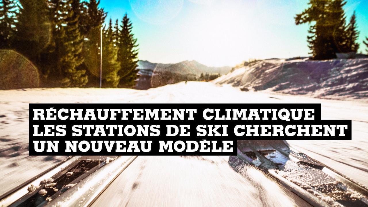 Les stations de ski confrontées au manque de Neige