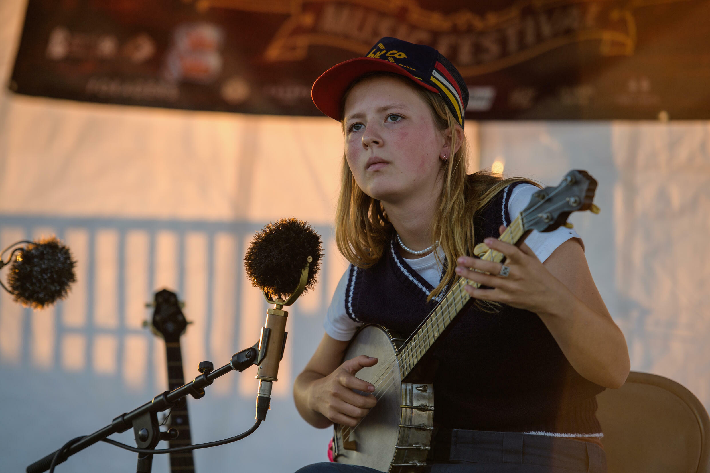 At an age when most teens are busy learning the latest Tik Tok dance craze, banjo virtuoso Nora Brown has just released her second old-school twang album.