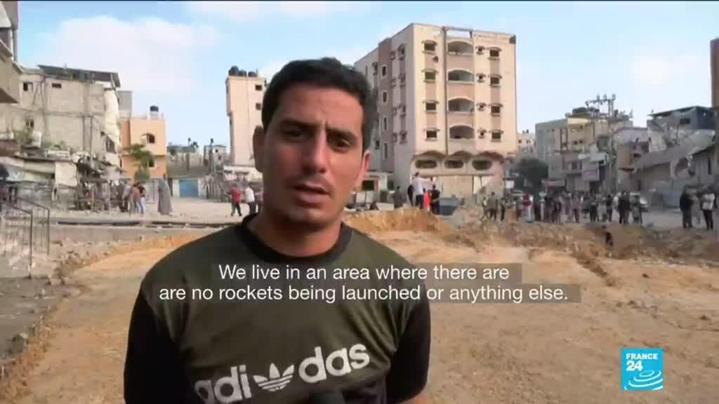 2021-05-20 14:40 Renewed violence over Gaza despite ceasefire moves gaining speed