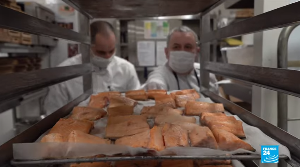 Chefs organise amid Covid-19 crisis