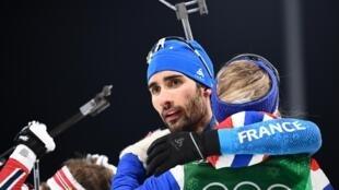 الرياضي الفرنسي مارتان فوركاد الأكثر تتويجا في دورة الألعاب الأولمبية الشتوية 2018.