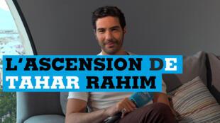 Tahar Rahim à Cannes.