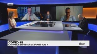 Le Débat de France 24 - jeudi 1er avril 2021