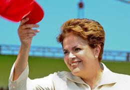 Dilma Rousseff - Parti des travailleurs