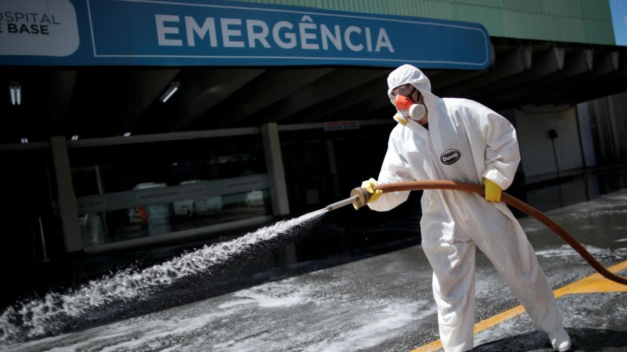 brazil bresil coronavirus REUTERS ml_RC22VF9XPNCQ