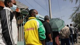 Etiopía elecciones