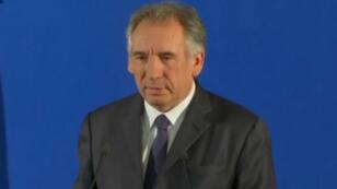 """François Bayrou affirme qu'il n'y a eu aucune """"irrégularité"""""""