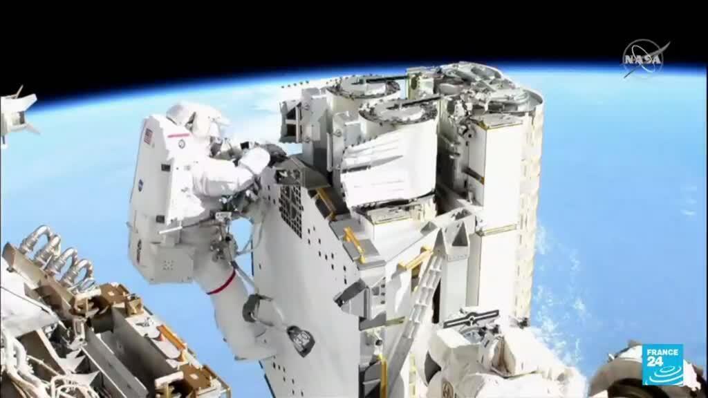 2021-06-16 20:47 Station spatiale internationale : troisième sortie dans le vide spatial pour Thomas Pesquet