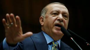 El presidente turco, Recep Tayyip Erdogan, confirmó la entrega de grabaciones relacionadas con la muerte del periodista Jamal Khashoggi.