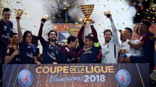 Les Parisiens ont su faire le break avant même la demi-heure de jeu.