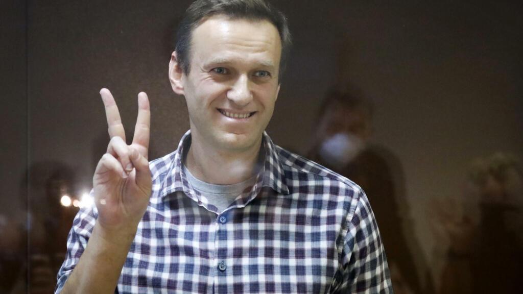 Le prix Sakharov du Parlement européen décerné à l'opposant russe Alexeï Navalny