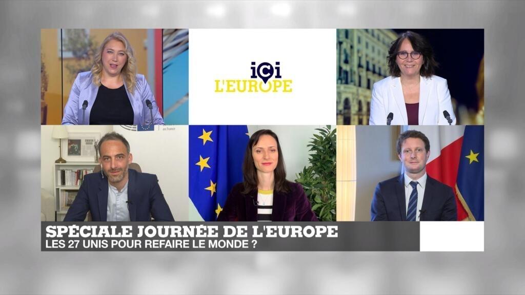 Journée de l'Europe : les 27 unis pour refaire le monde ?
