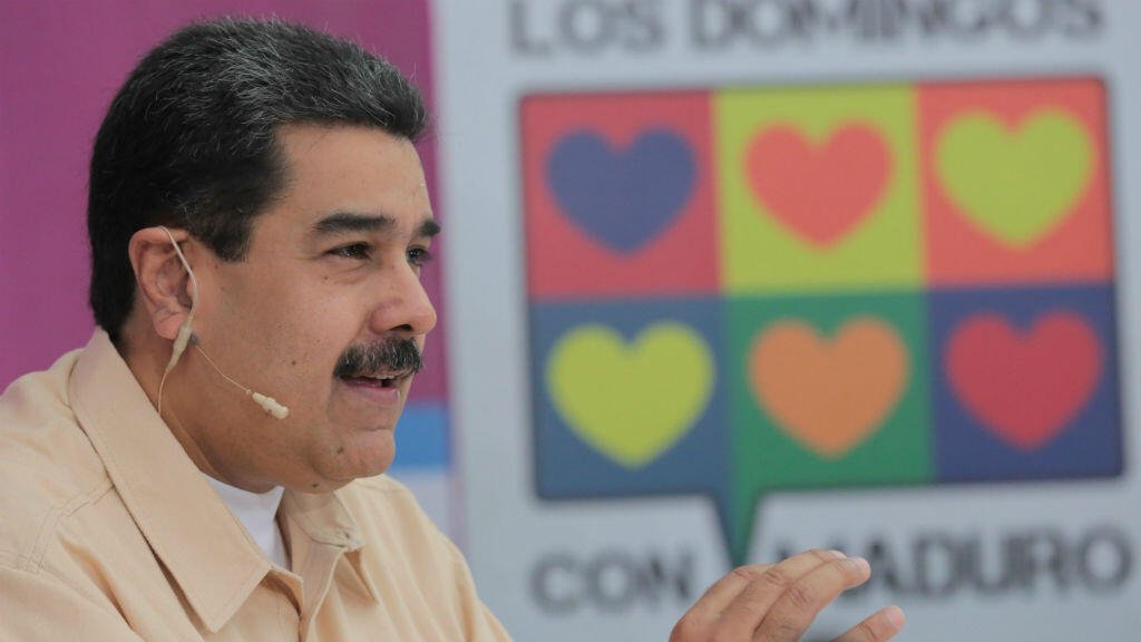 El 3 de diciembre el presidente de Venezuela, Nicolás Maduro, anunció la creación de la que será la criptomoneda nacional, el Petro.