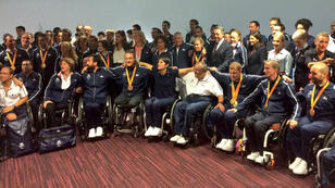 À Rio, la France a terminé douzième nation des Jeux paralympiques.