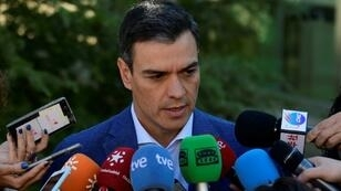 Spanish Prime Minister Pedro Sanchez is struggling to win support from other parties to form a new government and avoid fresh elections.