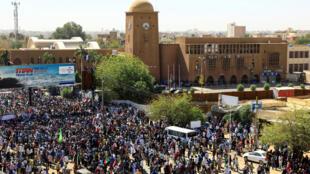 إطلاق نار في السودان