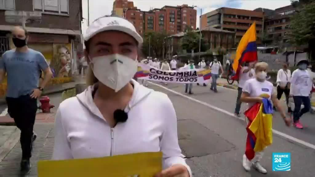 2021-05-31 09:12 UN urges independent probe as Colombia unrest death toll rises