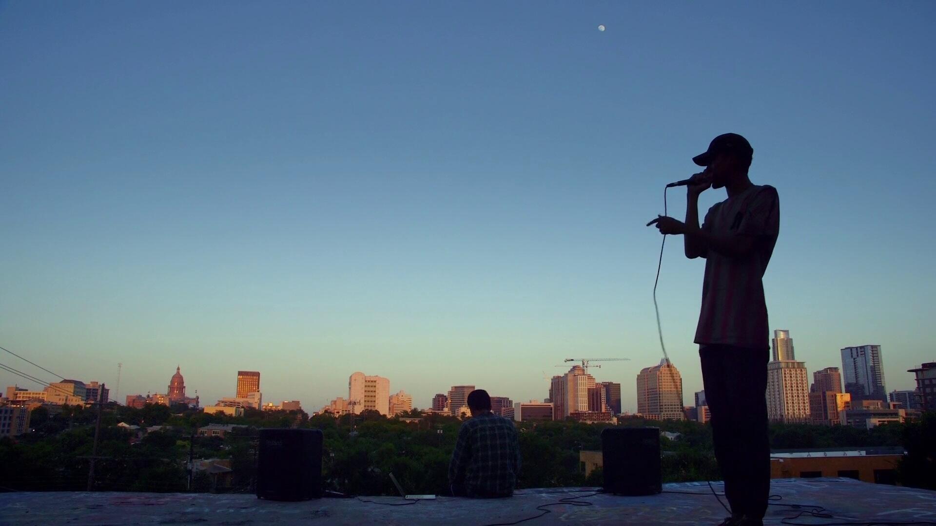 Un roadtrip musical a Austin, en Texas.