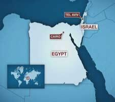 The planned fence is to lie on the Israeli side of its southern border abutting Egypt