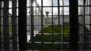 سجن آلونسون في كونديه سور سارت بالنورماندي. 12 مارس/آذار 2018.