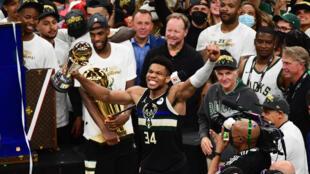 NBA Giannis