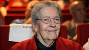 Josette Audin est morte à 87 ans, samedi 2 février.