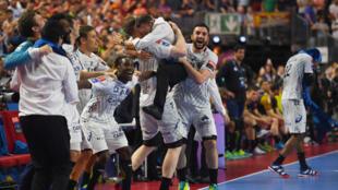L'équipe de hand de Montpellier sacrée championne d'Europe 2018 à Cologne, le 27 mai, va passer par un tour de qualification