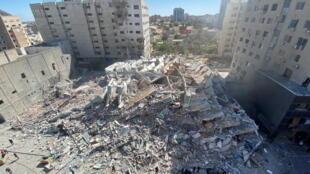 DP_3_ISRAEL-PALESTINIANS-AP