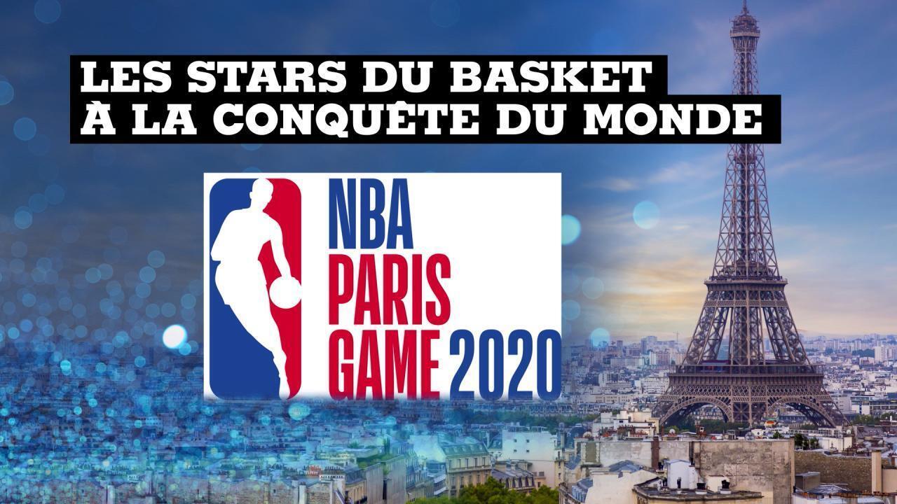 La NBA débarque à Paris
