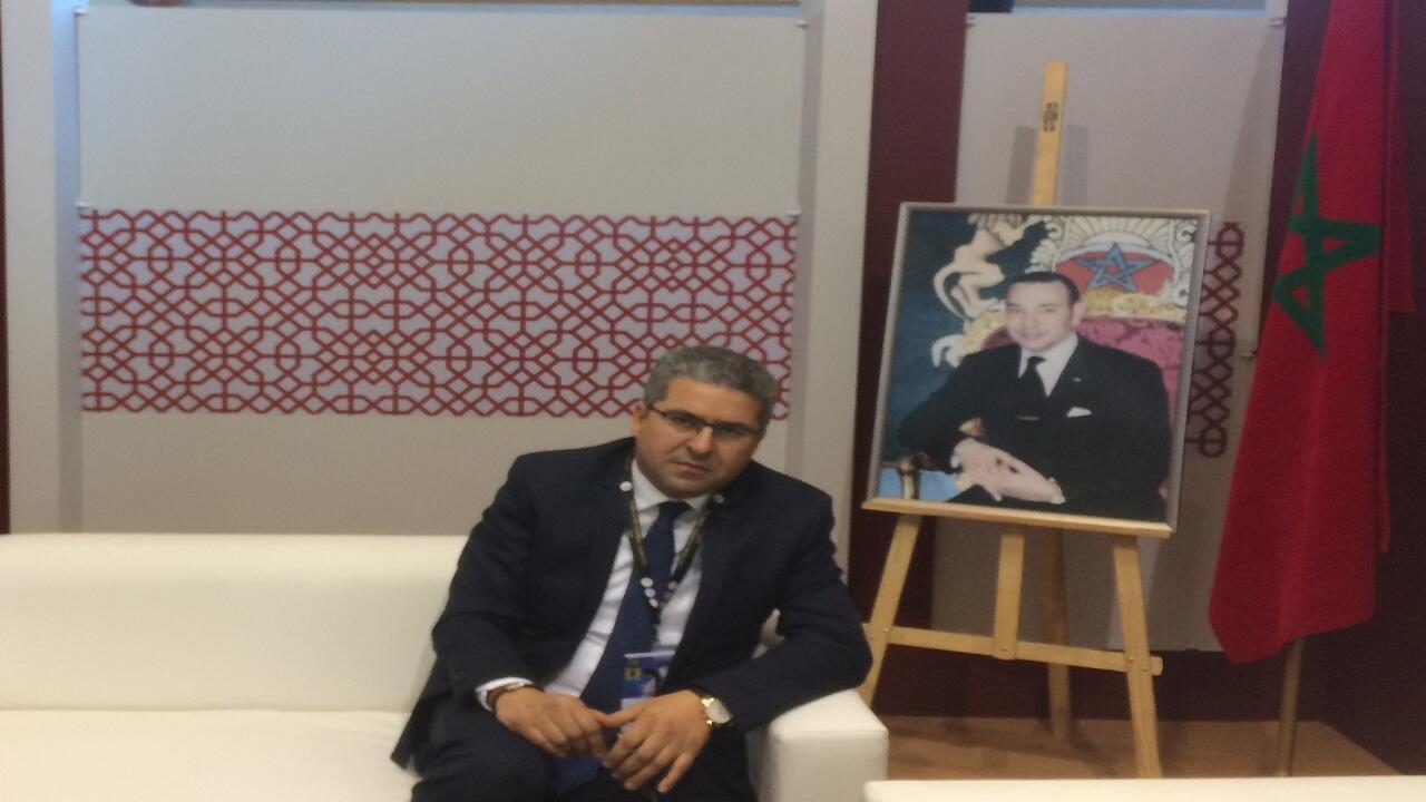 المهدي الريفي: المدير العام لوكالة التنمية الفلاحية التابعة لوزارة الفلاحة- الرواق المغربي