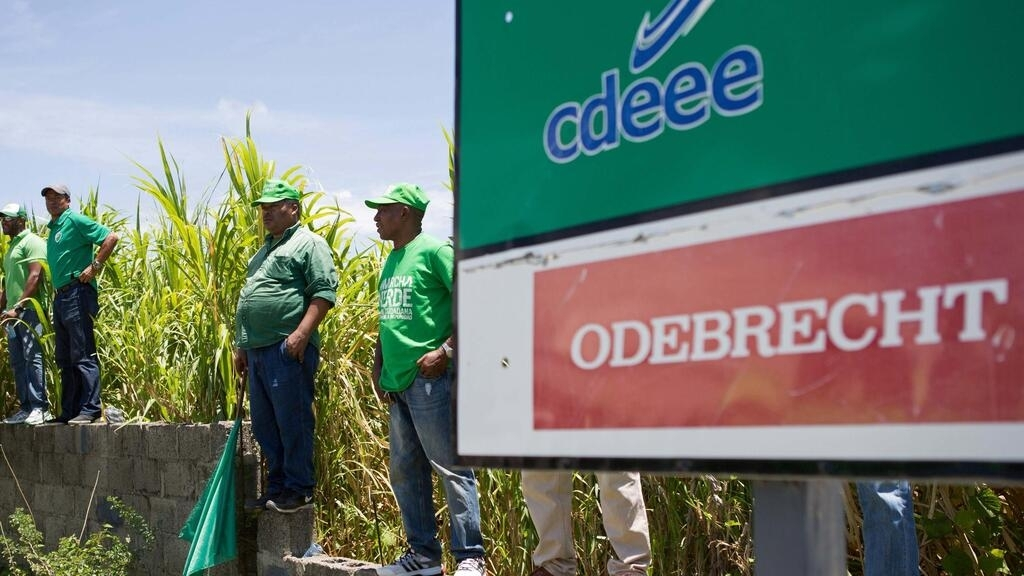 Scandal-plagued Brazilian construction giant Odebrecht files for