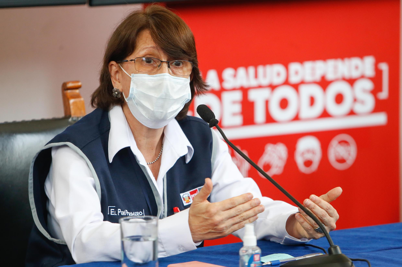 Pilar Mazzetti fue ministra de Salud del Perú hasta el 12 de febrero. Al inicio, se creía que su dimisión tenía que ver con un agotamiento debido a las citaciones del Congreso y una posible censura.