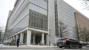 مبنى البنك الدولي في واشنطن